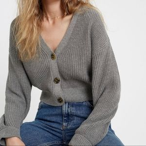 Urban Outfitters Kai Cardigan Sweater